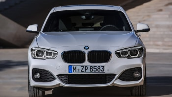 2015 BMW 1 Series facelift revealed [w/video] | Autoblog