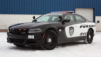 Dodge Charger Police Car >> 8 Things You Learn While Driving A Cop Car W Videos Autoblog