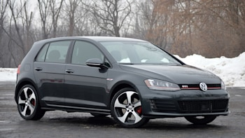 2015 Volkswagen GTI: Clicking, beeping, and trying to stay