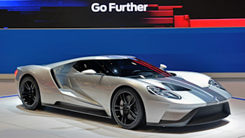 Ford Taps Canada Based Multimatic To Build Carbon Fiber Ford Gt Autoblog