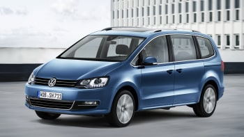 2016 Volkswagen Sharan Photo Gallery Autoblog