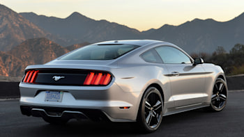 2015 Mustang Ecoboost >> 2015 Ford Mustang Ecoboost Review Autoblog