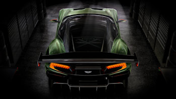 Aston Martin Vulcan Revealed With 7 0l V12 More Than 800 Hp Autoblog