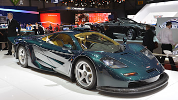 1997 McLaren F1 GT Longtail extends itself to Geneva - Autoblog