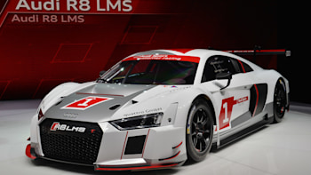 Audi Races Ahead With New R8 Lms W Video Autoblog