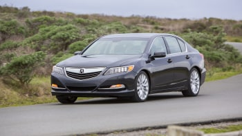 Acura RLX gets chassis upgrades, AcuraWatch for 2016 | Autoblog