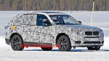 2018 BMW X3 G01 New Spy Shots And Official Release Date >> Next Gen Bmw X3 Caught In The Cold Autoblog