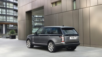 Jaguar Land Rover Special Vehicle Operations shows its