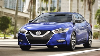 Nissan recalls 2016 Maxima and Murano for brake issue | Autoblog