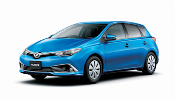 Toyota rolls out new turbo engine on updated JDM Auris