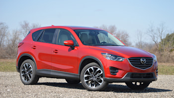 2016 Mazda Cx 5 Soul Red Front Country