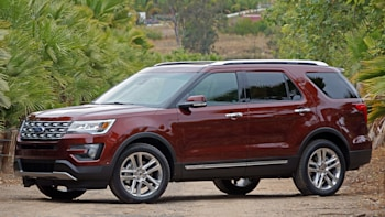 2016 Ford Explorer First Drive [w/video]   Autoblog