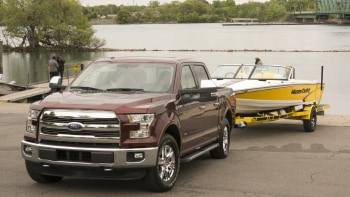 Ford Trailer Backup Assist >> We Test The 2016 Ford F 150 Pro Trailer Backup Assist Autoblog