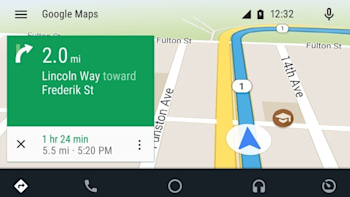 Hyundai Sonata is the first application of Android Auto