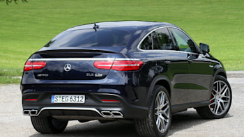 2016 Mercedes Benz Gle Coupe First