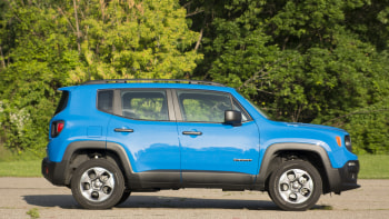 2015 Jeep Renegade Sport 4x4: Quick Spin Photo Gallery