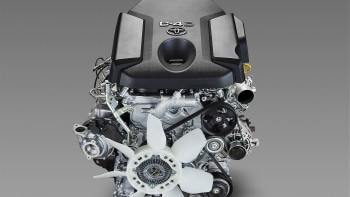 Toyota's new turbodiesel engines are stronger, lighter