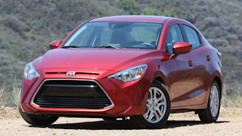 2016 Scion Ia Front 3 4 View