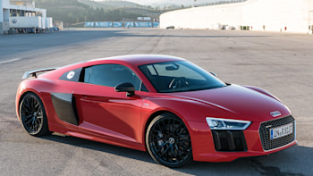 2017 Audi R8 Front 3 4 View