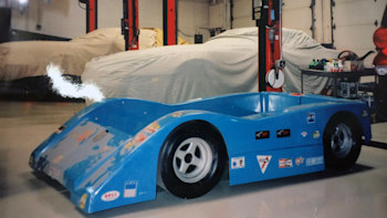 The Story Behind The Bruce Meyers Racecar Bed Autoblog
