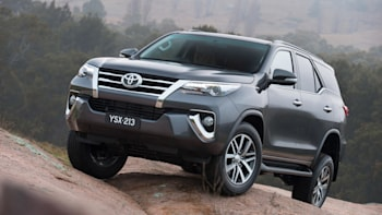 Toyota Launches New Fortuner Across The Pacific Autoblog
