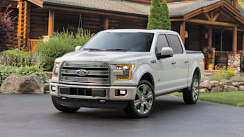 Ford recalls F-150 for occupant classification system issue