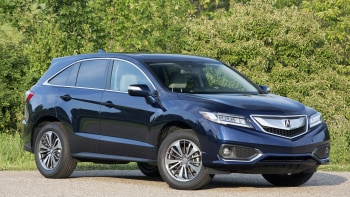 2016 Acura Rdx Front 3 4 View