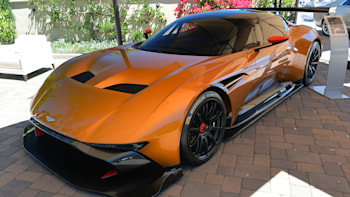 Aston Martin Vulcan Being Converted To Road Going Spec Autoblog