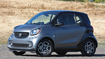 2016 Smart Fortwo Front 3 4 View