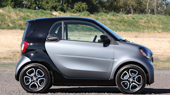 2016 Smart Fortwo Side View