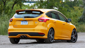2015 Ford Focus ST w/ Mountune Kit: Quick Spin Photo Gallery