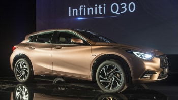 Infiniti Q30 Is The Company S First Small Hatchback Autoblog