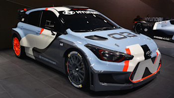 Hyundai New Generation I20 Wrc Previews Next Year S Rally
