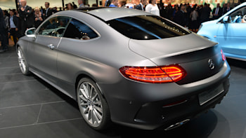 2016 Mercedes C Class Coupe Offers S Class Style On A Budget Autoblog