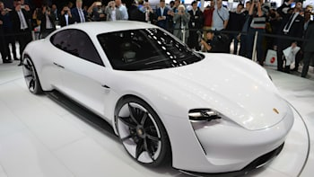 Porsche Mission E Concept Puts Tesla Model S In Its Sights W Video Update