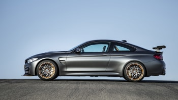 2016 Bmw M4 Gts More Power Less Weight Ready For The Track Autoblog