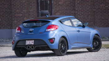 2016 Hyundai Veloster Turbo Rally Edition Quick Spin [w/video ...