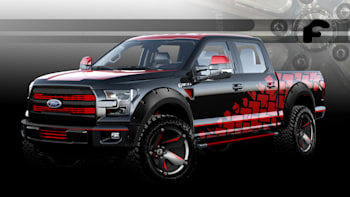 Custom F 150 >> Ford Bringing Custom F 150s From Roush And Galpin To Sema Autoblog