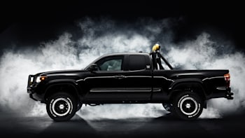 Tacoma Back Pages >> Great Scott Back To The Future Toyota Tacoma Concept Is