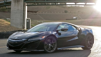 2017 Acura Nsx Front 3 4 View