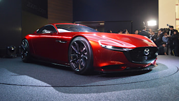Mazda Rx Vision Concept Front