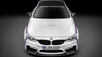 BMW M4 with M Performance Parts for SEMA 2015 Photo Gallery