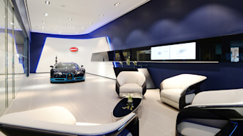 Manhattan Car Dealerships >> Bugatti Opens Two New Us Showrooms With No New Cars To Sell