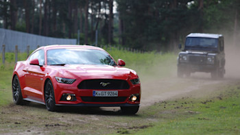 Former Stig names Ford Mustang the best stunt car [w/video
