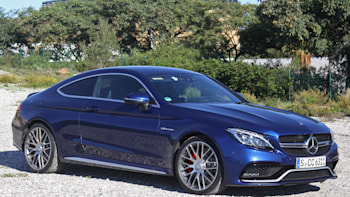 2017 Mercedes Amg C63 S Coupe First Drive Autoblog