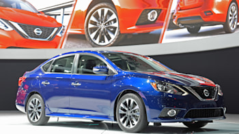 2016 Nissan Sentra Wears A New But Familiar Face
