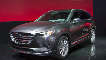 2017 Mazda CX-9 offers three rows of turbocharged style in