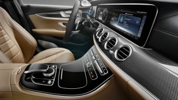 2017 Mercedes Benz E Cl Interior Attention To Detail