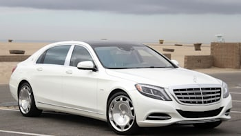 2016 Mercedes Maybach S600 Front 3 4 View