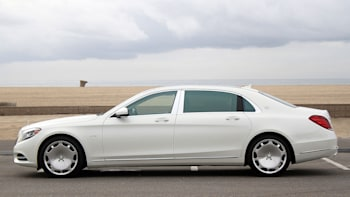 2016 Mercedes-Maybach S600 Review [w/video] | Autoblog